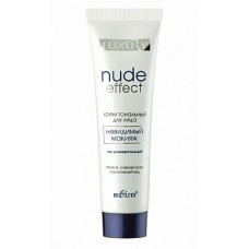 Nude Effect Invisible Makeup Face Foundation