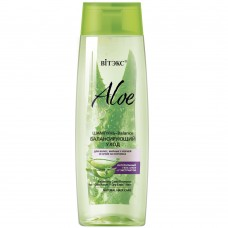 "Balancing Care Shampoo for Oily Roots – Dry Ends Hair ""Aloe 97%"" Vitex"