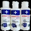"Antibacterial sanitizing hand gel 74% alcohol ""Ideal Hands"" / 98ml"