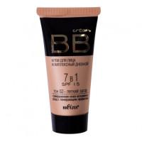 BB Day Cream 7-in-1, SPF 15, Tone 02 - Light Tan