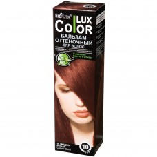 "Shade balm for hair ""COLOR LUX"" tone 10 / 100ml"