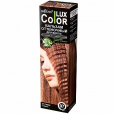"Shade balm for hair ""COLOR LUX"" tone 07 / 100ml"