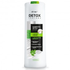 "SHAMPOO-DETOX with WHITE CLAY and moringa extract ""DETOX Therapy"" Vitex"