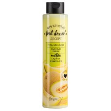 "Melon Liqueur Shower Gel ""Fruit Dessert"""