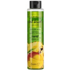 "Mango & Pineapple Cocktail Shower Gel ""Fruit Dessert"""