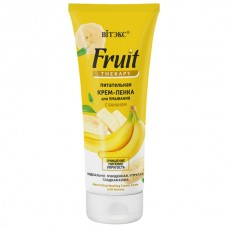Nourishing Washing Cream-Foam with Banana