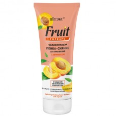 Hydrating Washing Foam-Radiance with Apricot