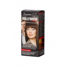 """Permanent Hair Color Cream """"Hollywood-Color"""" No. 337 Angelina Golden Brown"""