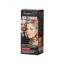 """Permanent Hair Color Cream """"Hollywood-Color"""" No. 326 Brittney Ash Blond"""