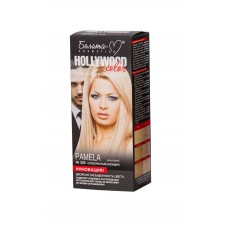 """Permanent Hair Color Cream """"Hollywood-Color"""" No. 329 Pamela Silver Blond"""