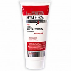 PEPTIDE COMPLEX GEL for face 40+