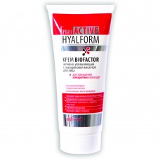Hyaluronic Acid Active Moisturising BIOFACTOR FACIAL CREAM for completion