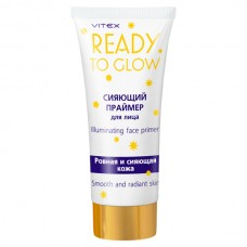 """Illuminating Face Primer «Smooth and Radiant Skin» """"Ready to Glow"""""""
