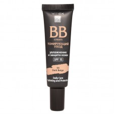 BB Cream Daily Care «Hydrating and Protection» SPF 15 tone 53 Dark Beige