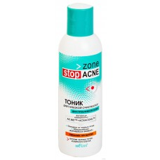 "TONIC for deep pore cleaning for problem skin ""zone stop ACNE"" / 150ml"